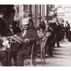 Budapest - Reitter coffee house photo 1900