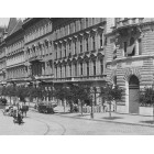 Budapest - St. Stephen's Boulevard, photo 1895