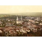 View of Miskolc, photo 1900