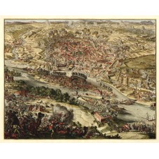 The siege of Vienna 1683