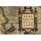 Map of Africa 1570