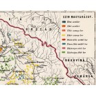The Hungarian wine map 1885