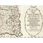 Map of Hungary 1798