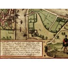 Map of London 1572